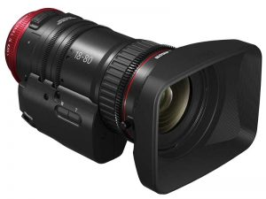 Objectif Zoom Canon CNE 18-80 Image