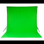 Fond chromakey vert 3 x 3.5 m Image