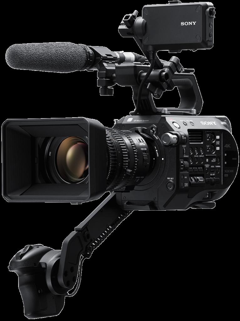 Sony FS7mark2 ( HD ou 4K ) Image