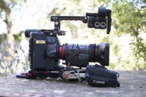 C300m2 Kit épaule avec 18-80 motorisé Image