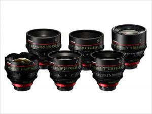serie Complete Canon Prime